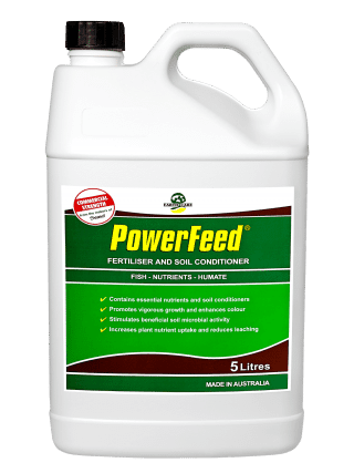 PowerFeed Commercial 5Lt product information