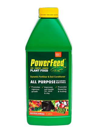 PowerFeed All Purpose including Natives 1 Lt conc product info