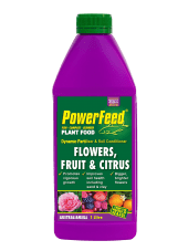 PowerFeed Flowers, Fruit & Citrus 1lt conc product information