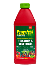 PowerFeed Tomatoes & Vegetables 1lt conc product information