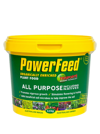 Seasol PowerFeed with Troforte All Purpose Includes Natives 3.5Kg