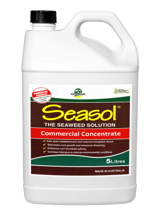 Seasol Commercial 5 Lt product information