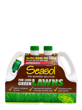 Seasol for Lush Green Lawns