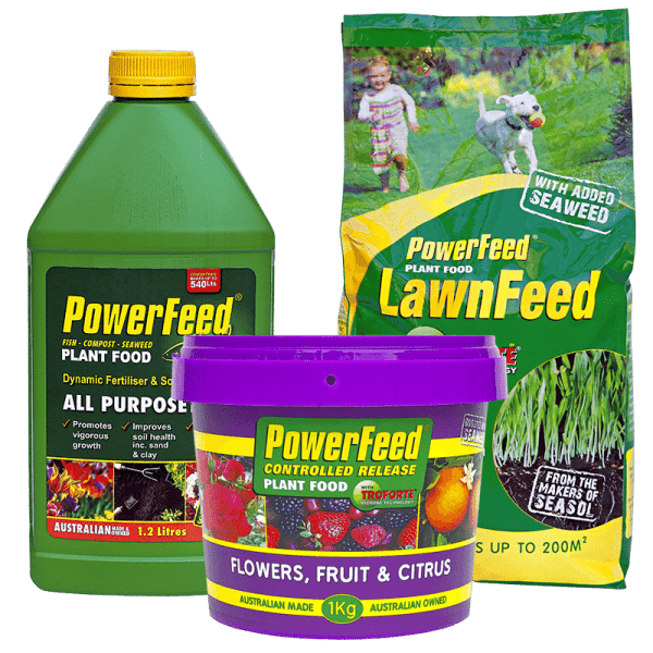 How to get a beautiful, brighter, better garden with PowerFeed