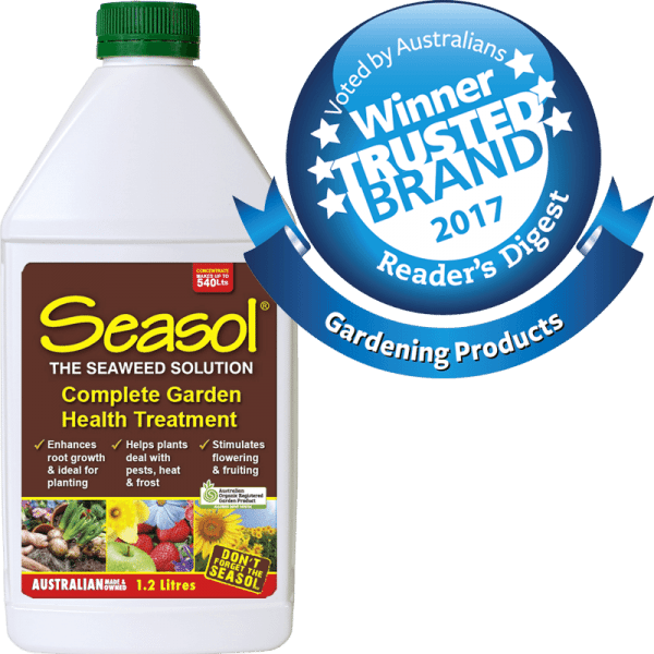 Seasol Complete Garden Health Treatment Winner Trusted Brand 2017