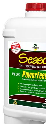 Seasol Powerfeed Plus Blended Commercial product information