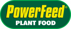 Powerfeed Plant Food Logo