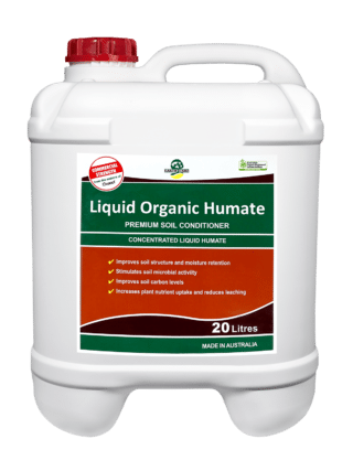 Liquid Organic Humate 20L product information