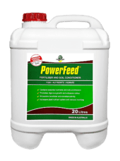 PowerFeed commerical 20Lt product information