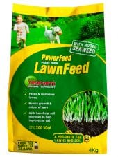 PowerFeed LawnFeed product information