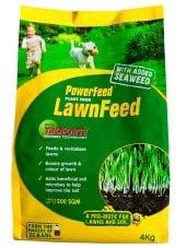 PowerFeed LawnFeed product information