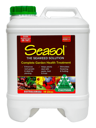 Seasol 10 lt conc product information