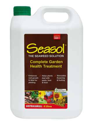 Seasol 4 lt conc product information