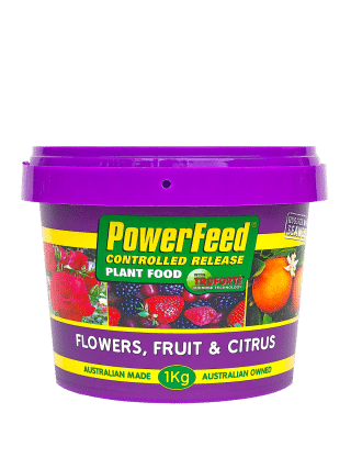Seasol PowerFeed Controlled Release Flowers, Fruits & Citrus 1kg product information
