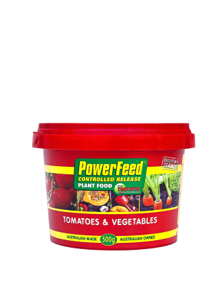 Seasol PowerFeed Controlled Release Tomatoes and Vegetables 500gram product information