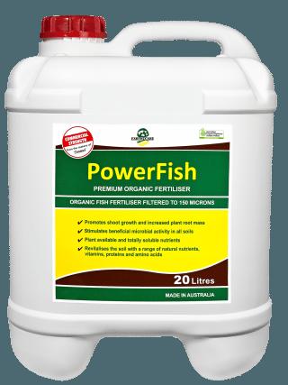 Seasol PowerFish 20L product information