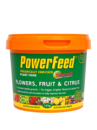 Seasol PowerFeed with Troforte Fruits, Flowers and Citrus 1.5Kg