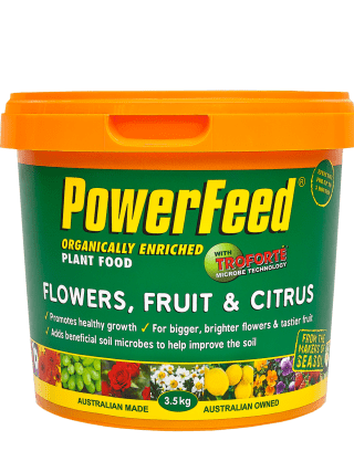 PowerFeed with Troforte Flowers Fruit & Citrus 3.5kg product info