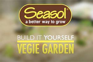 Seasol TV How to build a raised veggie garden