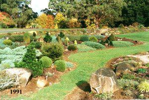 large garden image