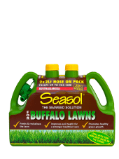 Seasol for Buffalo Lawns product information