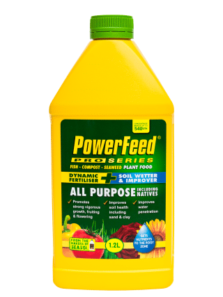 PowerFeed PRO SERIES All Purpose including Native product information