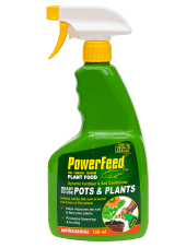 PowerFeed Pots & Plants 750mL product information