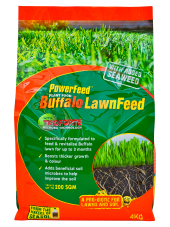 PowerFeed Buffalo LawnFeed 4kg product information
