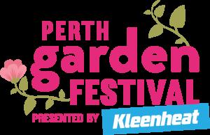 Perth Garden Festival logo