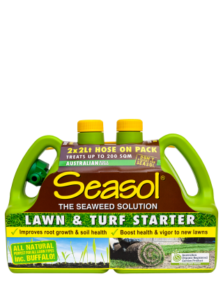 Seasol Lawn and Turf Starter