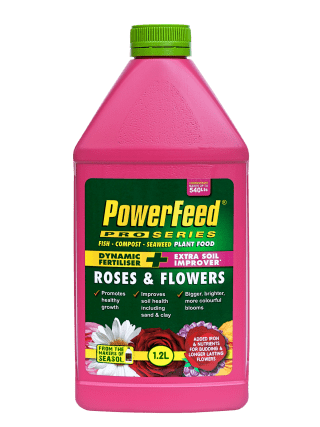 PowerFeed PRO SERIES Roses & Flowers
