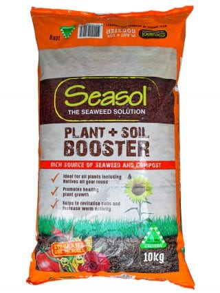 Seasol Plant + Soil Booster 10kg