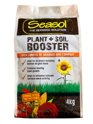 Seasol Plant + Soil Booster 4kg