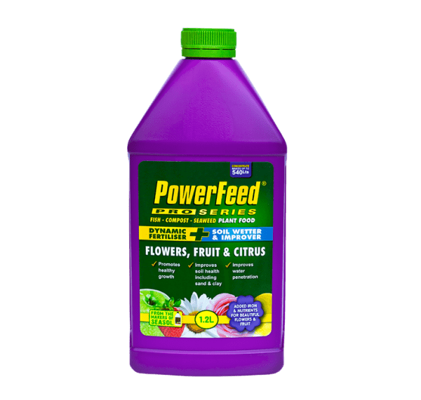 PowerFeed PRO Series Flowers, Fruit & Citrus 1.2 Lt product informatio