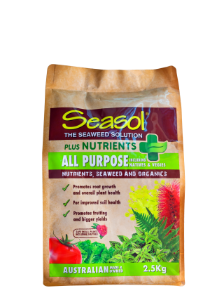 Seasol plus Nutrients All Purpose product information