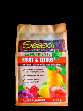 Seasol plus Nutrients Fruit & Citrus product information
