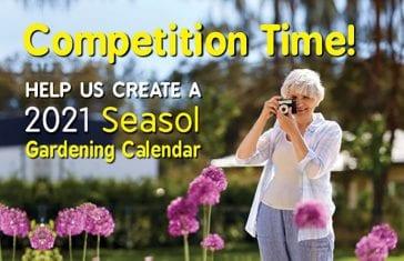 Seasol Gardening Calendar Comp February Home Garden Banner
