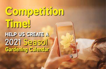 2021 Seasol Gardening Calendar April Image