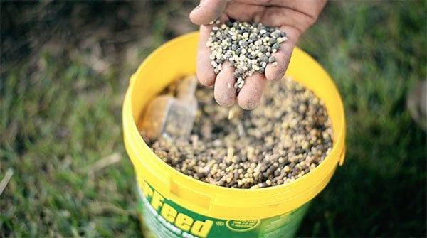 What is a granular fertiliser