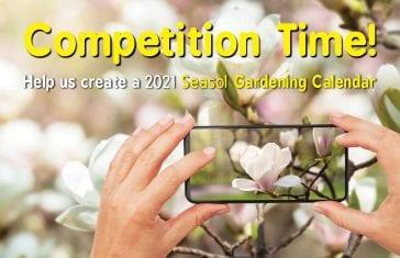2021 Seasol Gardening Calendar Sepetmbet Image